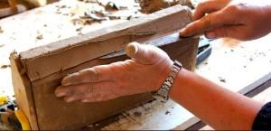 Formstein: Traditionelle Handfertigung in Ziegelmanufaktur