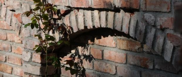 Pin stein backstein gelb kostenlose texturen - Gartenmauer backstein ...